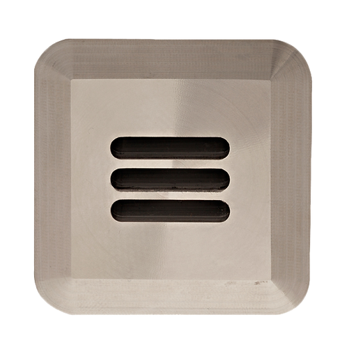 LuxR M2 Square Large Louvre Recessed