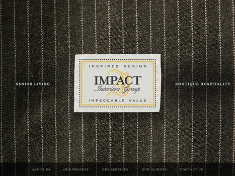 Impact Interiors Homepage