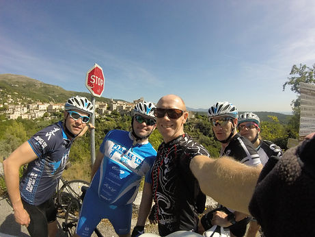 rivieracycling.com nice cycle tours, azur cycle tours, guided cycling day rides, Nice cycling