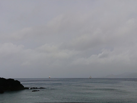 沖縄l恩納村ダイビングlハレクラニ沖縄から4分l台風lPADIlジュニア☺️沖縄バク転教室