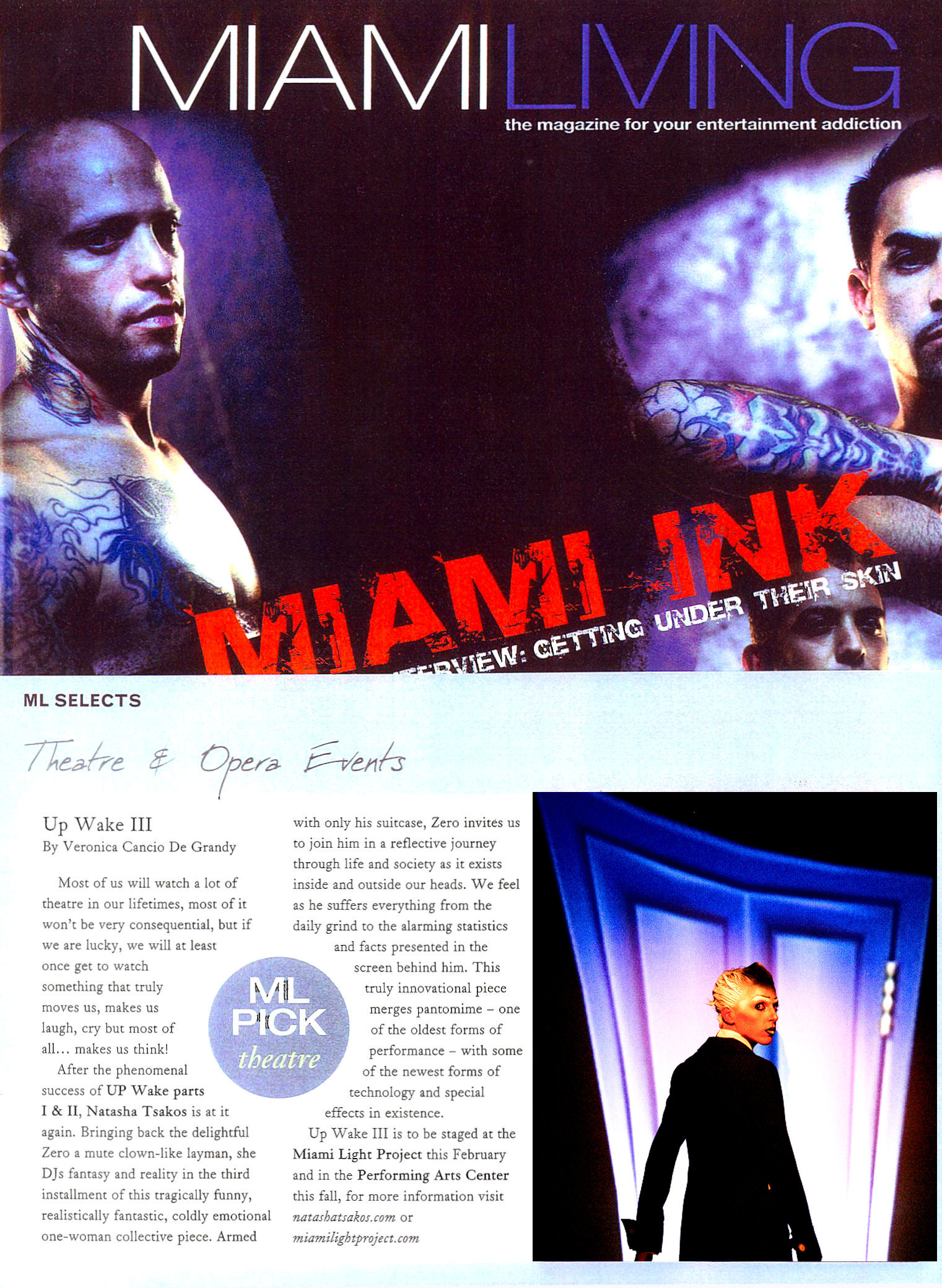 MIAMI LIVING MAGAZINE