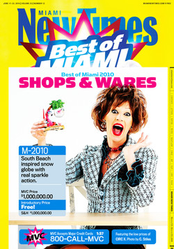 BEST OF New Times 2010