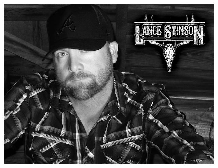 CD - Lance Stinson