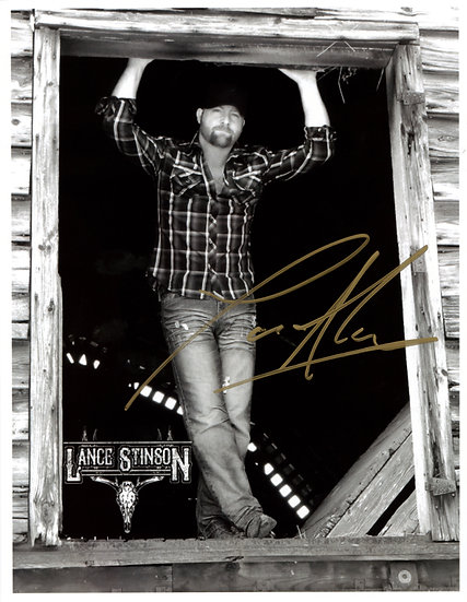 Personalized Autographed Picture