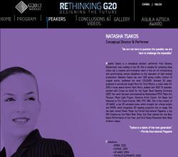 RETHINK G20