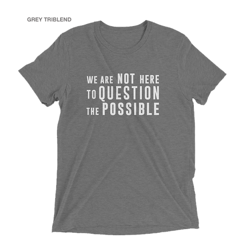 """""""Challenge the Impossible""""T-Shirt"""
