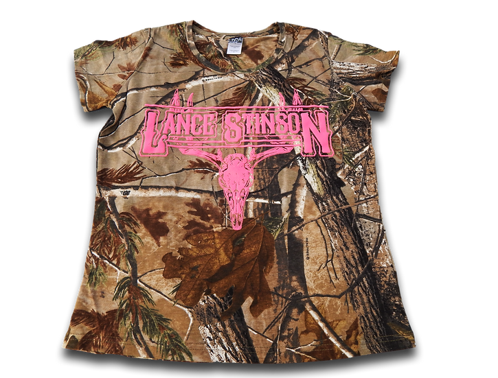 Realtree T-Shirt for Women