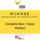 Crow Awards WINNER - Excellence in Innov