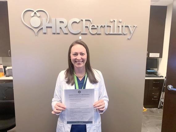Dr. Lisa Becht, HRC Fertility