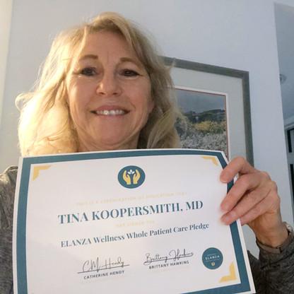 Tina Koopersmith West Coast Women's_Repr