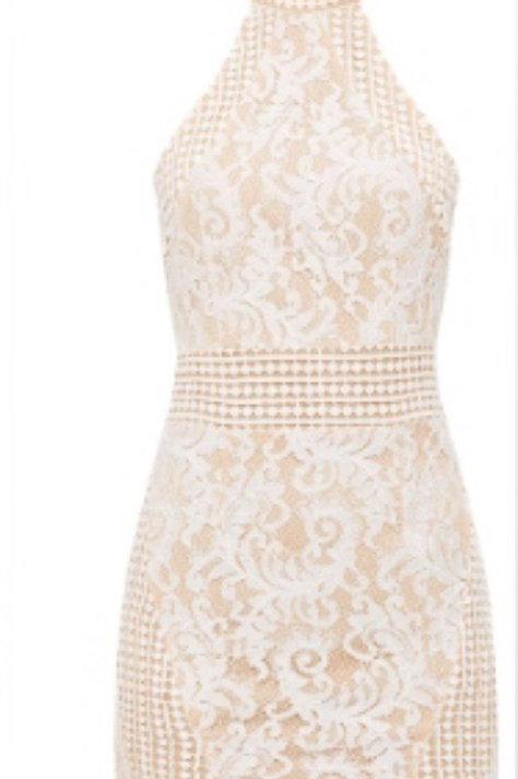Custom Halter Dress