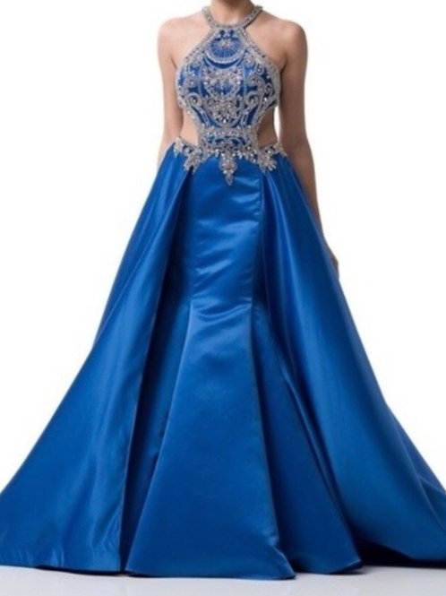 Satine Beaded Gown