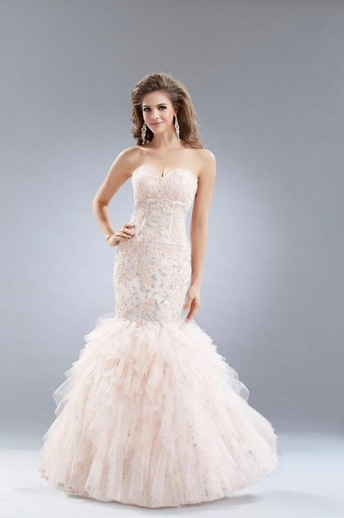 Sweetheart Mermaid Gown