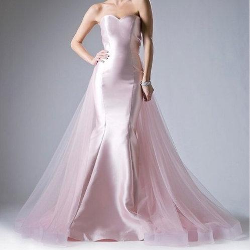 Tulle Mermaid Gown