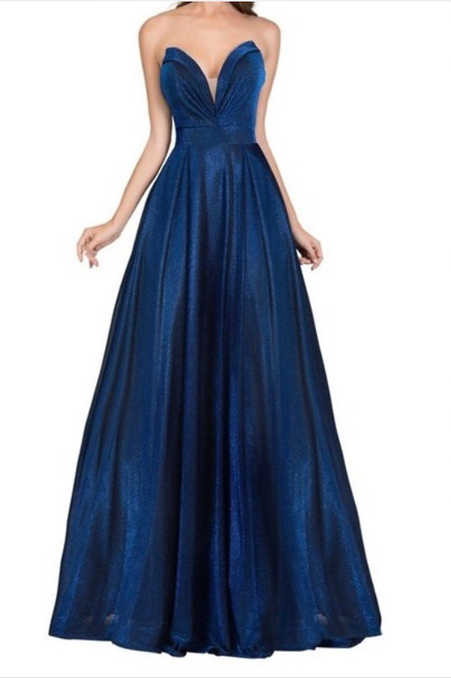 Two Toned Gown