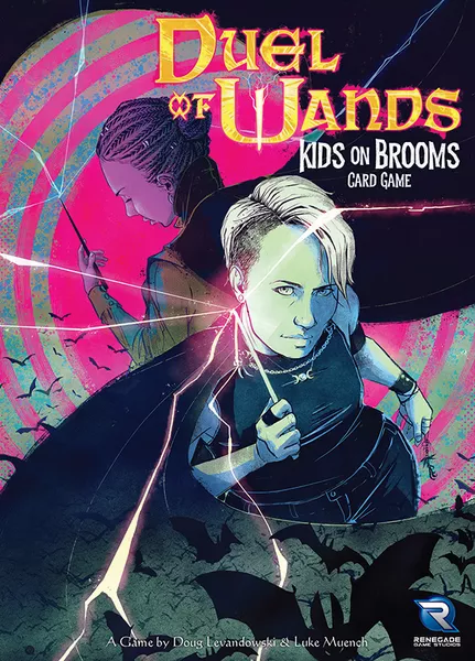 Duel of Wands
