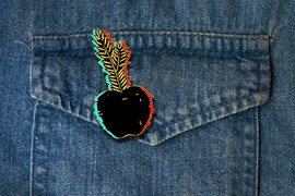 Pine-Apple Pin