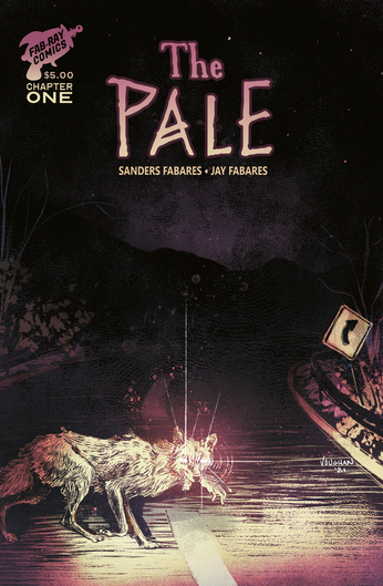The Pale_ Variant Cover