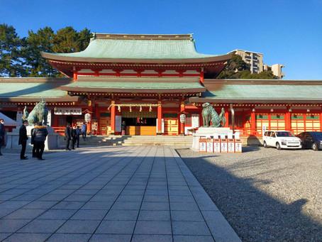 神社は日本にしかない?