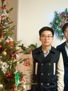 Happy Christmas to Honggang Zhang