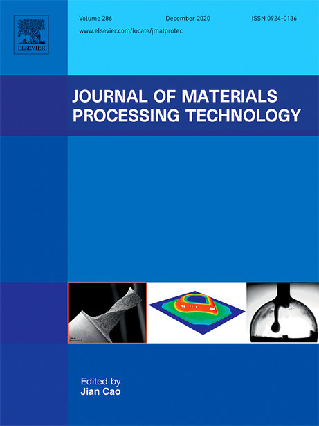 Journal of materials Processing technolo