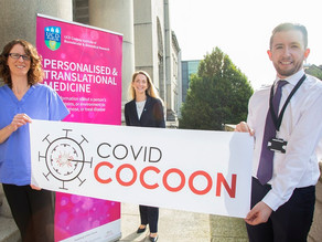 Eight UCD projects awarded €1.5m to help respond to COVID-19 pandemic