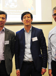 PRN2019 Conference Chaired by Nan Zhang
