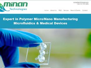 MiNan Technologies Website is Active Now!