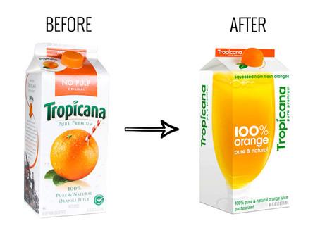 Top 5 Rebranding Fails