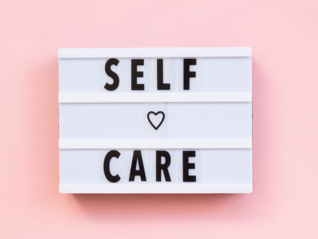 Self-Care is More Than Remebering to Shower