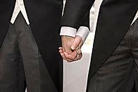 Same Sex Couple Ceremony Civil Celebrant Leeds Yorkshire - Poole Life Ceremonies - Weddings etc