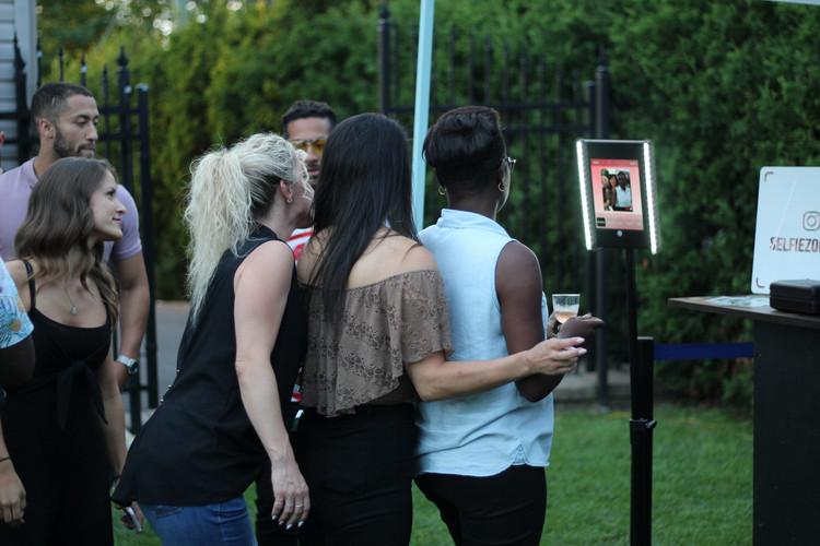 Selfie Bar par Selfie Zone
