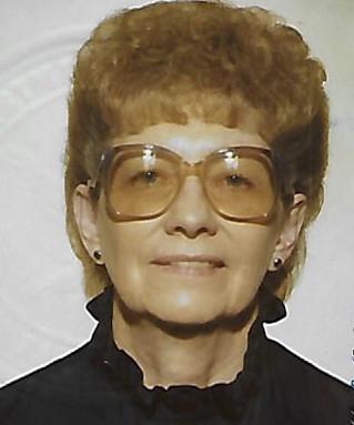 In Memory Virginia Louise Cox