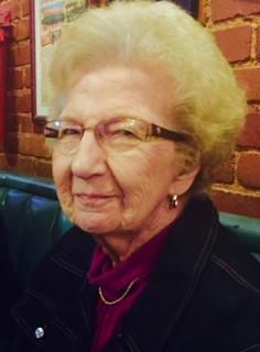 In memory of Betty Jones