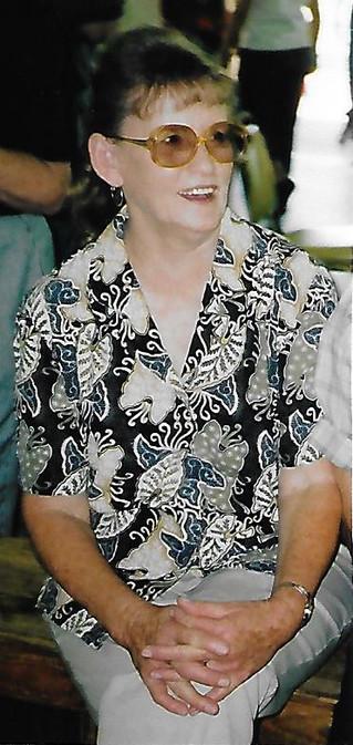 In Memory Mabel (Pepper) Hart