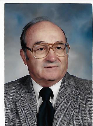 Joseph (Joe) Eugene Ruhl