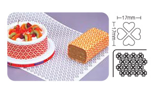 CAKE MESH MOULD