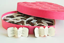 Love/Chocolate - Ginger Burrell