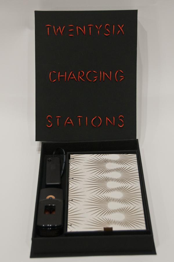 26 Charging Stations - SE - Burrell
