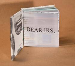 Dear IRS - Ginger Burrell