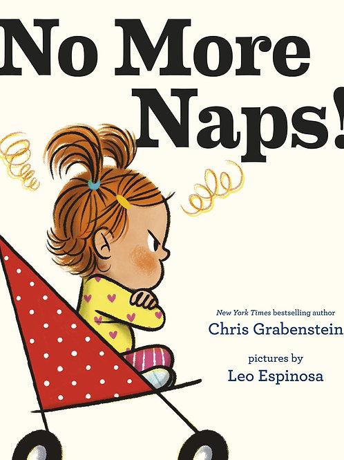 No More Naps! by Chris Grabenstein