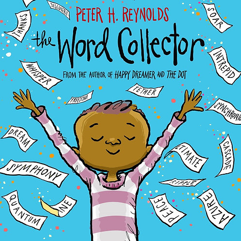 The Word Collector by Peter Reynolds
