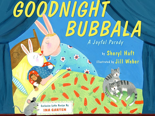 Goodnight Bubbala by Sheryl Haft / Ill. Jill Weber