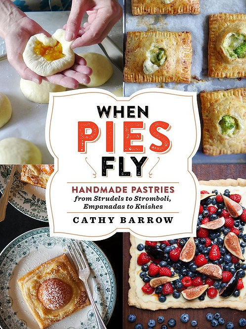 When Pies Fly by Cathy Borrow