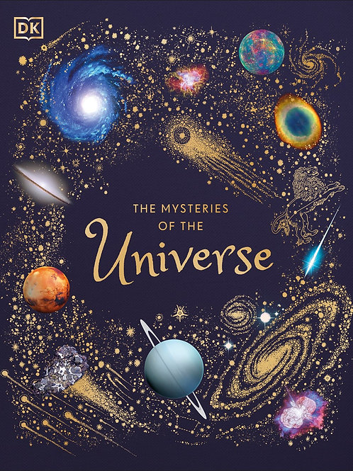 Mysteries of the Universe by Will Gater
