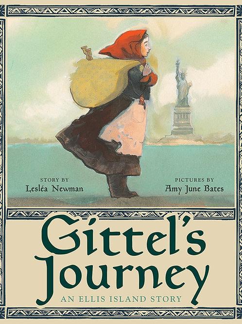 Gittel's Journey by Lesléa Newman / Ill. Amy June Bates
