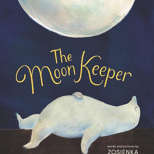 The Moon Keeper by Zosienka