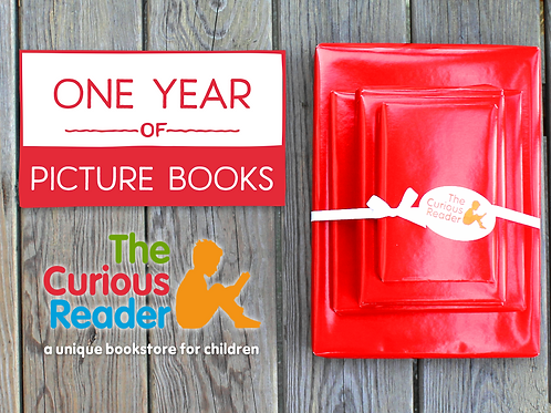 12-Month Picture Book Subscription