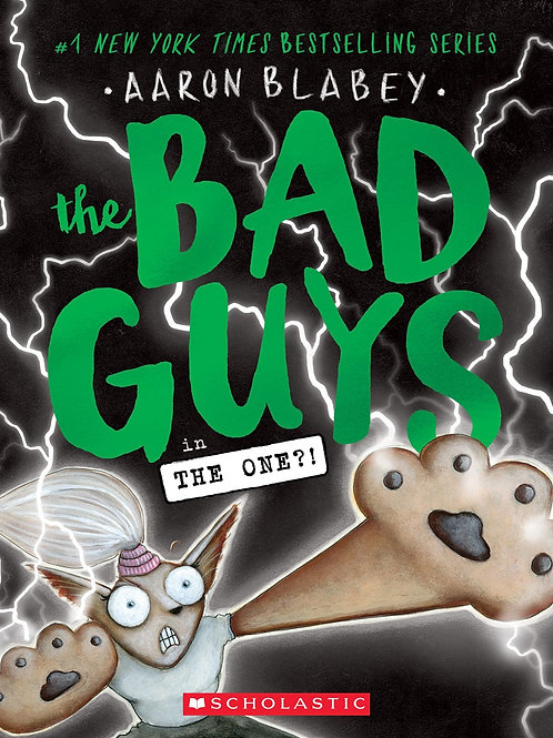 Bad Guys in The One? (#12) by Aaron Blabey