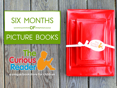 6-Month Picture Book Subscription